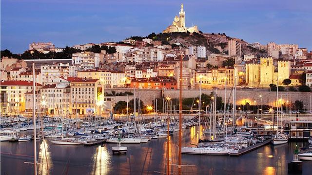 Découverte de Marseille