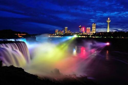 decouvrir les chutes du Niagara